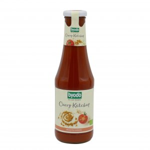 Byodo Curry Ketchup Bio