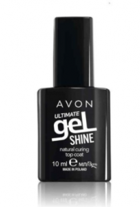 Top coat asciugatura naturale Avon Ultimate Gel Shine 10 ml